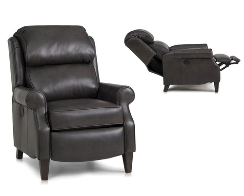 503 Leather Recliner