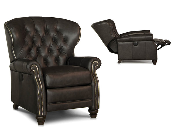 522 Leather Recliner