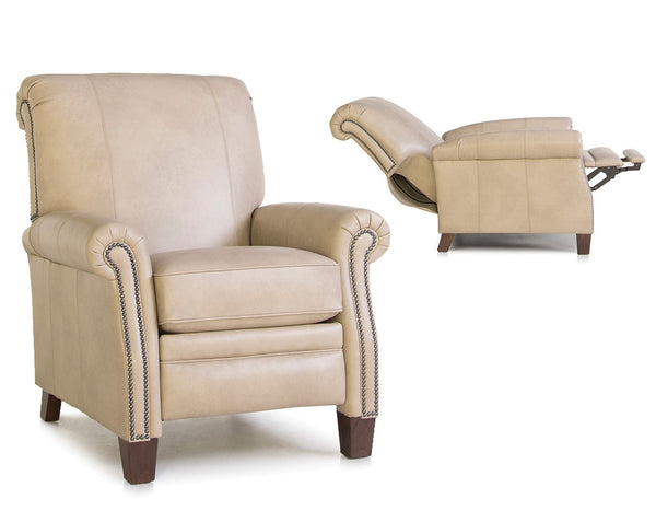 704 Leather Recliner