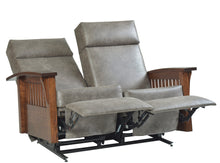 Glide and Recline Loveseat