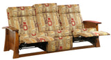 Craftsman Mission Sofa Recliner