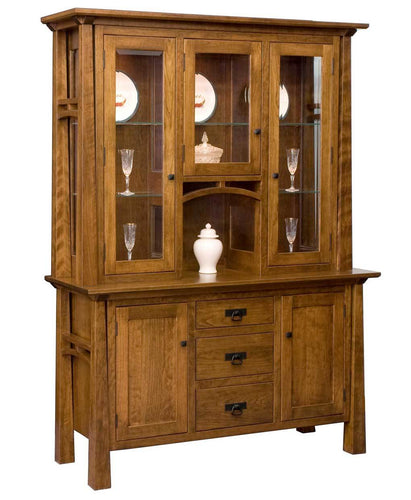 Artesa 3-Door Hutch