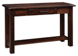 Barn Floor Sofa Table