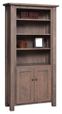 Barn Floor Bookcase