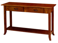 Bunker Hill Sofa Table