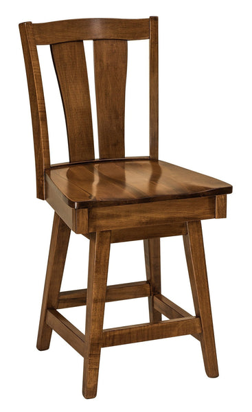 "Brawley 24"" Swivel Bar Stool"
