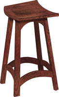 "Illusions 24"" Bar Stool"