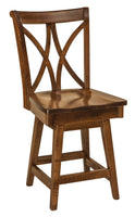 "Callahan 24"" Swivel Bar Stool"