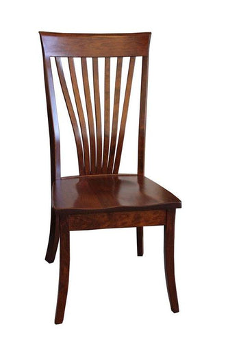 Christy Fan-Tail Side Chair