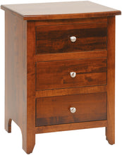 Classic Shaker 3-Drawer Night Stand