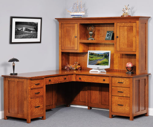 Coventry L Shape Desk