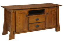 Craftsman Mission TV Stand