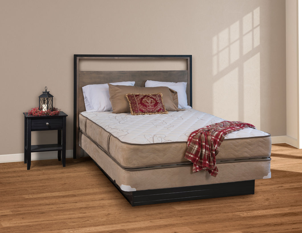 Elite Firm Mattress Set