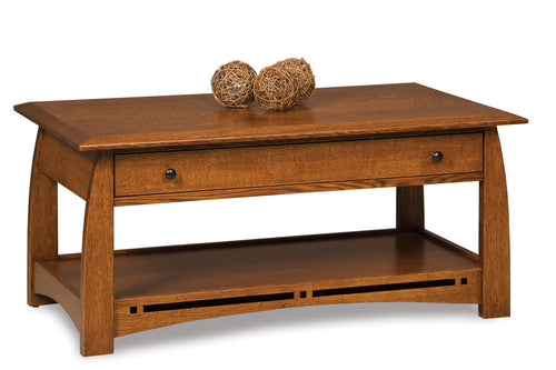 Boulder Creek Coffee Table