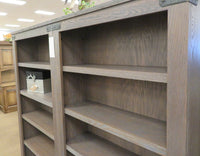 Georgetown Double Bookcase