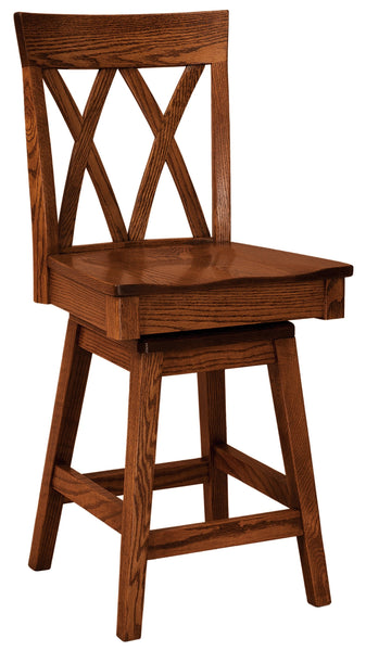 "Herrington 24"" Swivel Bar Stool"