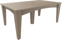 "44"" X 72"" Rectangular Island Dining Table"