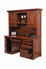 Liberty Credenza with Hutch