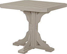 "41"" Square Table"
