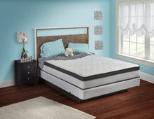 Quiet Night Pillow Top Mattress Set