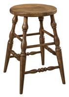 "Scoop 24"" Stationary Bar Stool"
