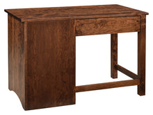 Shaker Single Pedestal Desk