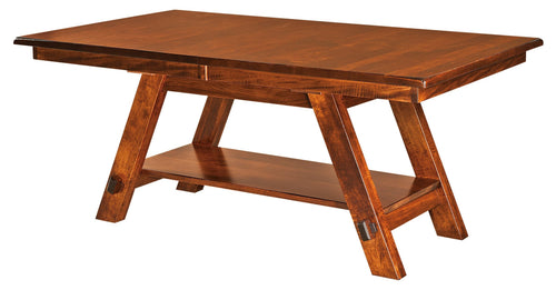 Timber Ridge Trestle Table