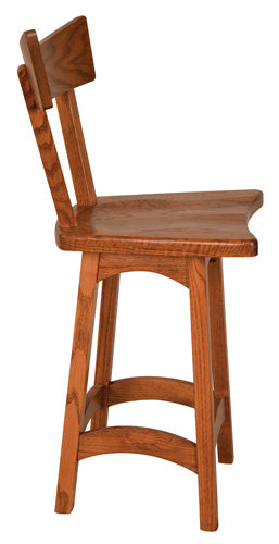 Waynesburg Swivel Bar Stool