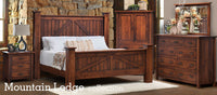 Mountain Lodge High Dresser