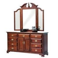 Victoria's Tradition High Dresser