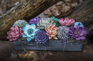 Luv Sola Flowers - Wood Flowers