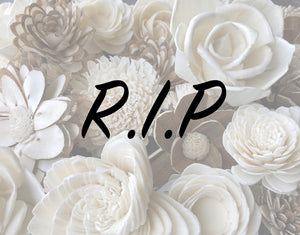 R.I.P. Flower Assortment