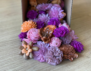 Sola Wood Flowers - Assortment - Luv Sola Flowers