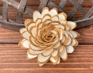 Sola Wood Flowers - Almond - Luv Sola Flowers