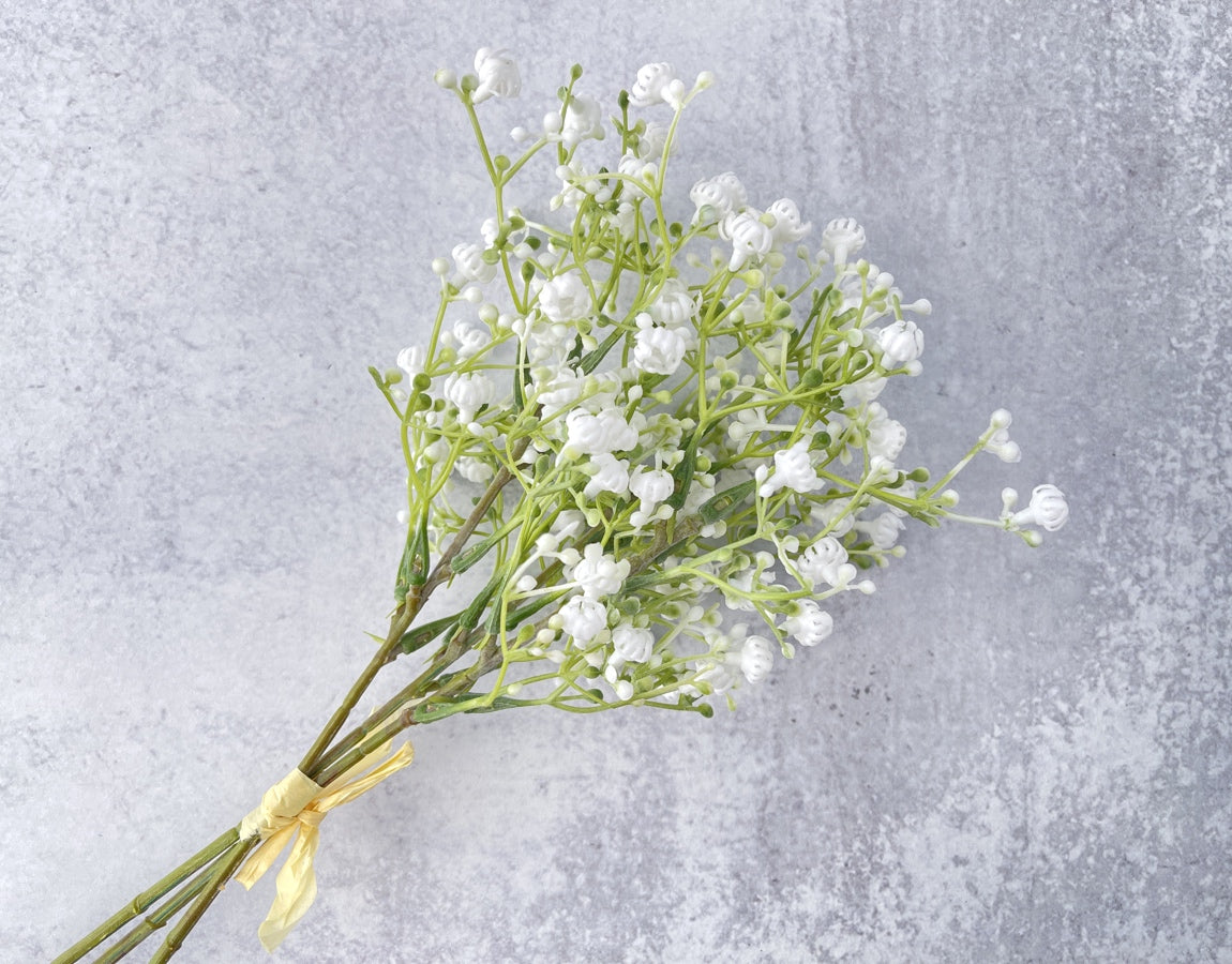 Baby's Breath Stems Faux - Luv Sola Flowers - Faux Filler