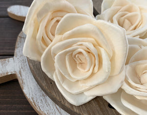 Sola Wood Flowers - Bombay Rose