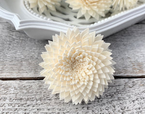 Sola Wood Flowers - Chrysanthemum
