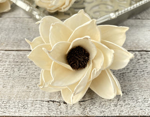 Sola Wood Flowers - Closed Eclipse - Luv Sola Flowers