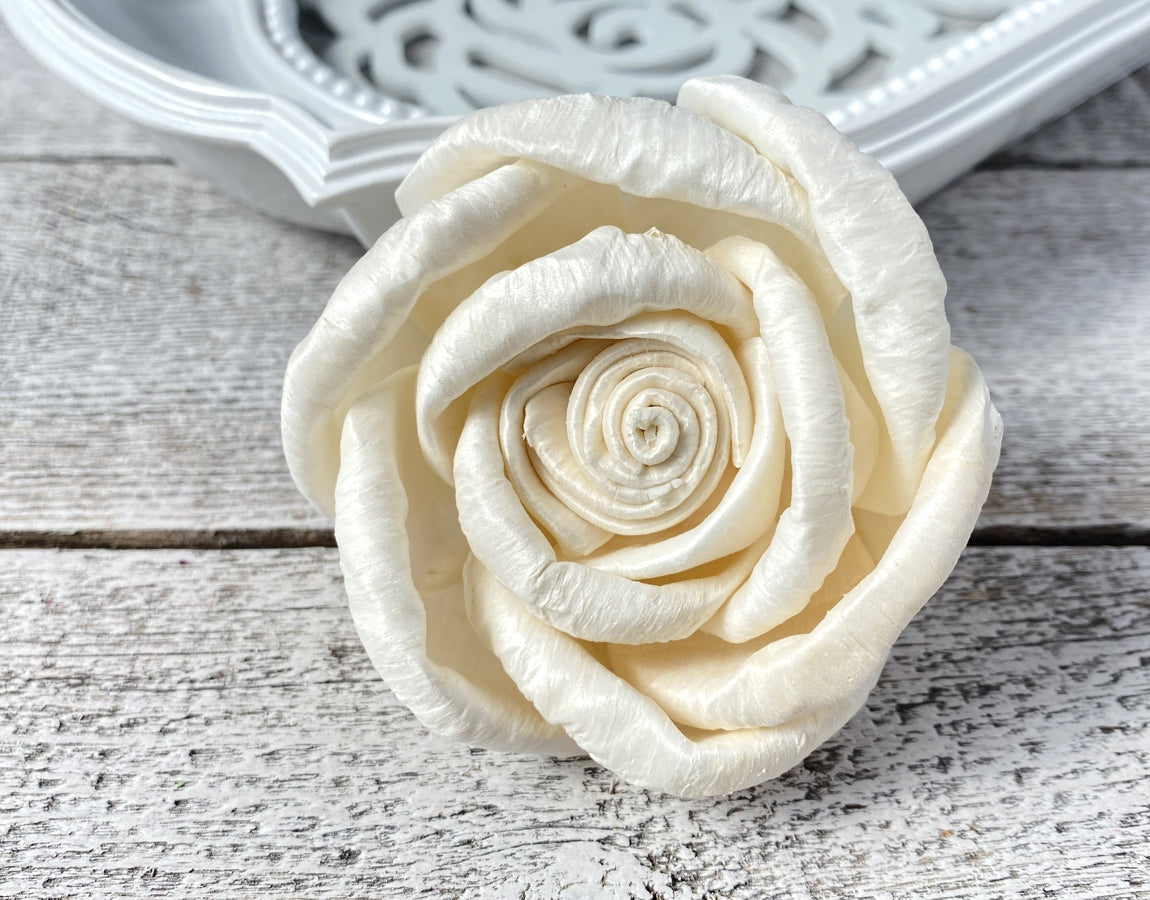 Sola Wood Flowers - Forbidden Rose - Luv Sola Flowers