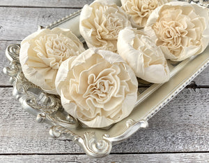 Sola Wood Flowers - Garden Rose
