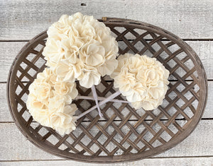 Sola Wood Flowers - Hydrangea (Large)