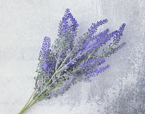 Lavender Bush Faux - Luv Sola Flowers - Faux Filler