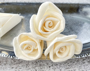 Sola Wood Flowers - Long Rose - Luv Sola Flowers