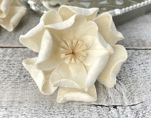 Sola Wood Flowers - Magnolia - Luv Sola Flowers
