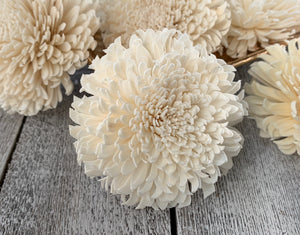 Sola Wood Flowers - Milky Way - Luv Sola Flowers