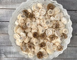 Sola Wood Flowers - Mini Assortment