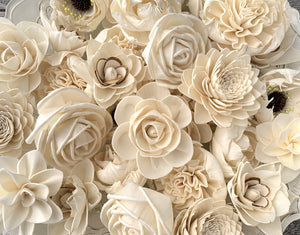 Sola Wood Flowers - Premium Random Assortment