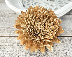Sola Wood Flowers - Skin Zinnia - Luv Sola Flowers