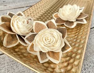 Sola Wood Flowers - Starlight Rose