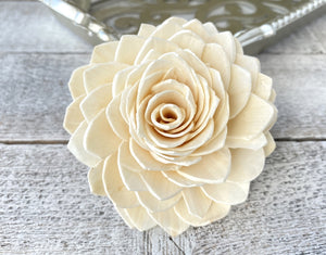 Sola Wood Flowers - White Water - Luv Sola Flowers